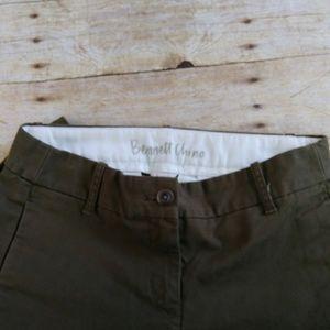 J. Crew Pants - J. Crew Bennett Chino Size 0